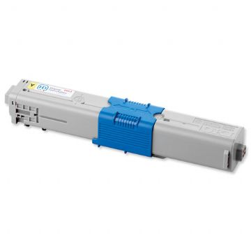 Oki 44469723 Magenta Refurbished Toner Cartridge - 5000 Pages